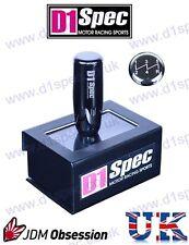 D1 SPEC GEAR KNOB 5MT ROD GUNMETAL CIVIC TYPE R WRX FIESTA MX5 MR2 SUPRA SKYLINE