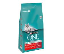 Purina One bifensis STERILCAT Beef Dry Pet Cat Food  1.5kg