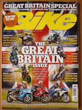 Bike November 2015 GSX-S1000F Z1000SX BMW R1200RS KTM 1050 Adventure Rocket GB