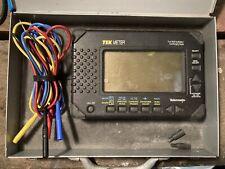 Tektronix Tek Meter THM565 Multimeter / Oscilloscope Scope