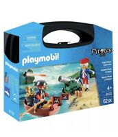 Playmobil Pirate Raider Carry Case Building Set 9102 NEW Toys Educational