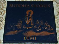 Buddha Stories by Demi Hardcover Chinese Parables Ancient China
