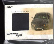 James Bond 2014 Archives JBR13 Aston Martin Rear Side Panel Prop card 033/140