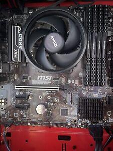 Ryzen 5 3600 Motherboard Ram Combo