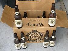 One Dozen Henry Weinhard's Private Reserve, # 2 Bottling Run, w/Official Carton