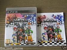 PLAYSTATION 3 PS3   KINGDOM HEARTS HD 1.5 REMIX   COMPLET EN FRANCAIS