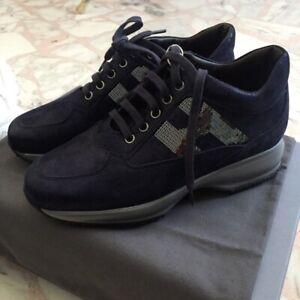Scarpe da ginnastica blu Hogan per donna   Acquisti Online su eBay