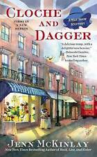 NEW Cloche and Dagger (A Hat Shop Mystery) by Jenn McKinlay