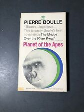 Vintage Science Fiction Paperback : Planet of the Apes 1964 1st Edition / Boulle
