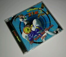 Earthworm Jim 3D, Interplay (PC-CD 1999) The Worm has Returned Very Good Cond.