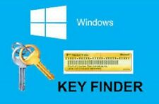 Product Key License viewer Finder & recover For Windows 10 / 8 / 7 / Vista / Xp