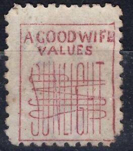 New Zealand. 1893. 2d. Advert. (142). U.