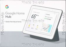 "GOOGLE HOME HUB 7"" GOOGLE ASSISTANT WI-FI ANDROID iOS BRAND NEW FACTORY SEALED!!"