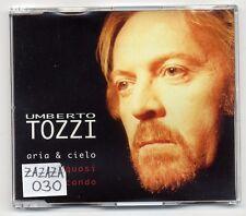 Umberto Tozzi Maxi-CD Aria & Cielo - 3-track CD