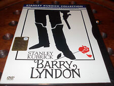 Barry Lyndon Snapper Dvd ..... Nuovo