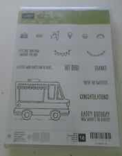 New Stampin Up Hostess - Tasty Truck
