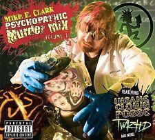 NEW Mike E. Clark's Psychopathic Murder Mix Vol. 1 (Audio CD)