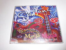 Cd   Maria Maria (Intl. Version) von Santana (2000) - Single