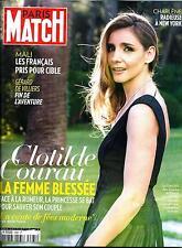 PARIS MATCH N°3364 7 NOVEMBRE 2013  COURAU/ CLUZET/ CHARLENE/ TAL/ DE VILLIERS