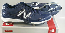 New in Box New Balance MB4040AB Baseball Metal Spike Cleats BLUE Mens US 16 2E