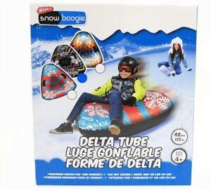 "Wham-O Snow Boogie Delta Tube Inflatable Snow Sled - 48"""