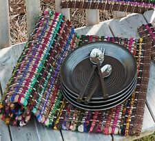 Placemat - Soho by Park Designs - Chindi Multi Color Kitchen Dining