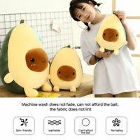 Avocado Plush Toys Cartoon Cute Fruits Pillow Stuffed Doll Cushion Anti Stress