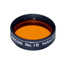 "Lumicon Color / Planetary Filter #15 Yellow-Orange - 1.25""  # LF1025"