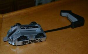 Hexbug Battlebots Clutch N Clash Bronco Fighting Robot Toy NICE LOOSE TV Show