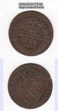 stampsdealer 1/4 Kreuzer 1819 Nassau Wilhelm 1816-1839 (Tb.nn)