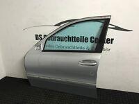 Orig. Mercedes E-Klasse W211 Mopf Tür Links Fahrertür VL 775 Iridiumsilber