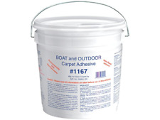 Boat Marine Indoor Outdoor Carpet  Water Based Adhesive Glue 1 Gal.