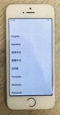 Apple iPhone 5s - 16GB - Gold - A1533 - FOR PARTS OR REPAIR - 374