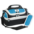 AFL Adelaide Port Power Insulated Kids Back to School Lunch Box Cooler BAG Gift