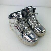 Skechers S Lights-Energy Lights Rechargeable Sneakers Big Kids Unisex Size 5