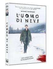 L'UOMO DI NEVE  DVD THRILLER
