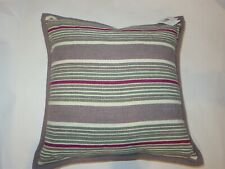 Ralph Lauren Notting Hill Northward Stripe deco pillow NWT