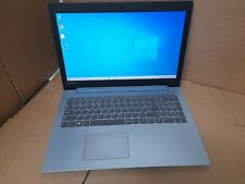 "Lenovo Idea pad (80XR) 320 15.6"" Intel Pentium 8GB RAM 256GB SSD Windows 10 blue"