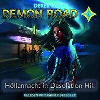 DEREK LANDY - DEMON ROAD 2-HÖLLENNACHT IN DESOLATION HILL  7 CD NEW