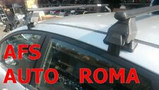 BARRE PORTATUTTO MENABO' FORD FIESTA 5 PORTE ANNO 2014 OMOLOGATO MADE IN ITALY