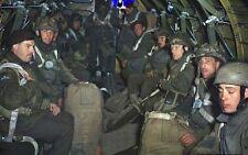 6x4 Photo ww10E5 Normandy Para GBCA 6th Air Div  22 April Exercice Parachutage