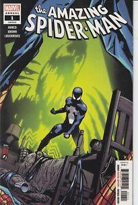 The Amazing-Spider-Man Annual #1 Main Cover 2018 New/Unread Marvel Comics