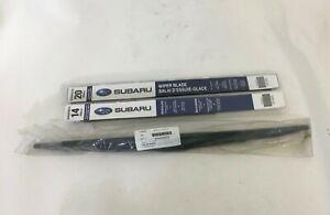 Genuine Subaru Tribeca 2008-2014 B9 Wiper Blade Refill (Set of 3)