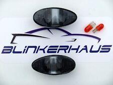Mitsubishi Lancer Mk7 CS 03- Evo 8/9 Ralliart SMOKED Side Indicators Repeaters