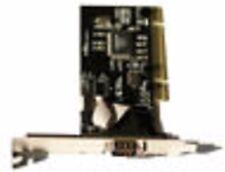 SCHEDA PCI 1 PORTA SERIALE RS232 DB9 NILOX nuova