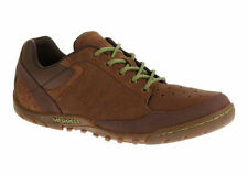 Chaussures décontractées marron Merrell pour homme