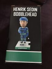 HENRIK SEDIN 1K 1000 Nhl Points BOBBLEHEAD VANCOUVER CANUCKS