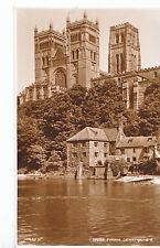 Durham Postcard - Durham Cathedral      ZZ3260