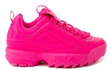 Womens Fila Disruptor 2 Comfort Leather Classic Fashion Athletic Walking Shoe .