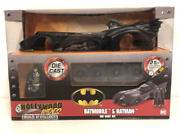Batmobile Batman 1989 Build and Collect 1:24 Scale Jada 30874